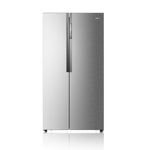 haier 550l side-by-side non-inverter refrigerator