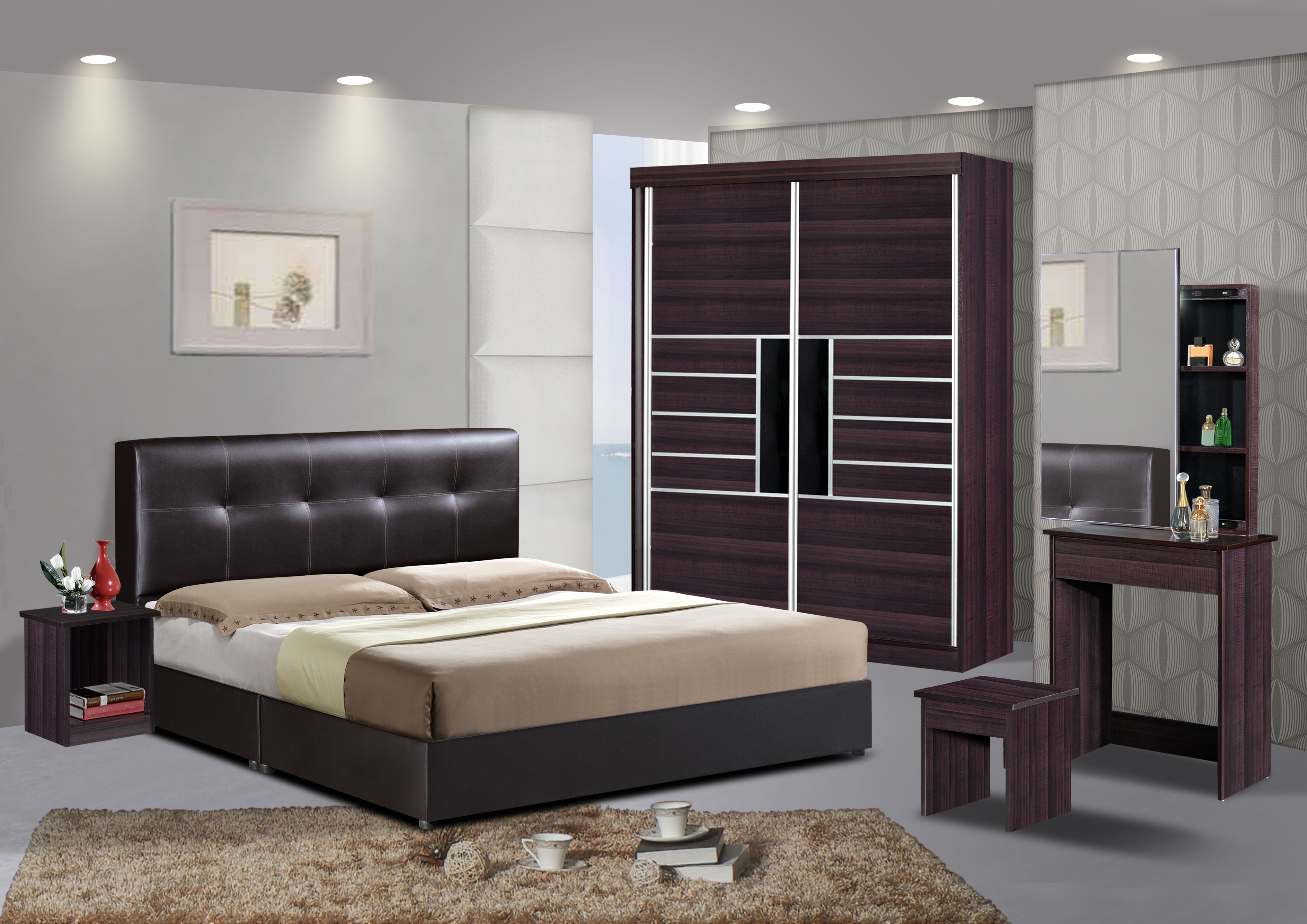 Bedroom Set (SINGER) | Singer Malaysia