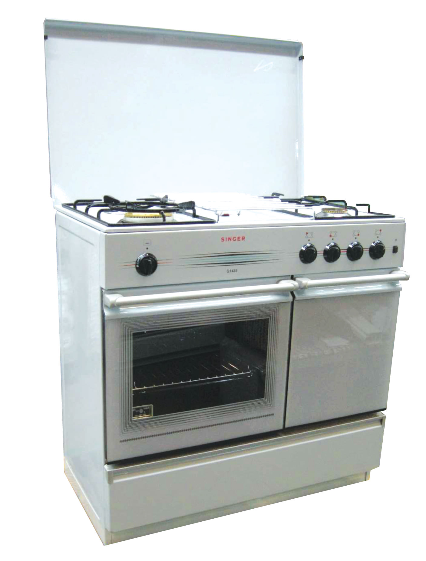 Countertop Oven Gas : Electric Oven/ Gas Cooker/ Oven Toaster Singer Malaysia