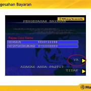 Pay your Singer monthly instalments bill with Maybank Cash Deposit Machine
