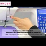 SINGER Sewing Machine 988